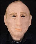 Маска Путина из латекса