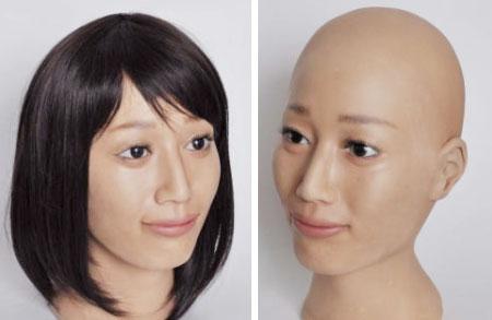 Японские 3D скульптуры