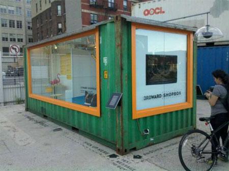 Магазин в Коробке - это информационная витрина