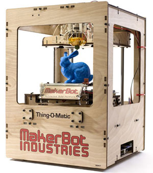3D принтер из Магазина в Коробке