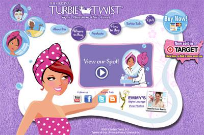 Сайт turbietwist.com