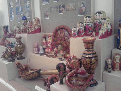 Саровский музей игрушки