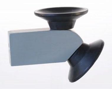 Oona - алюминиевый брусок с присосками