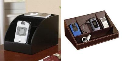 Нынешние органайзеры мелкой электроники