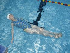 В непотопляемом купальнике вы не сможете утонуть