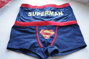 Плавки супермена