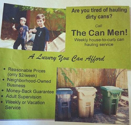 Вывоз мусорных контейнеров как первый шаг в большой бизнес