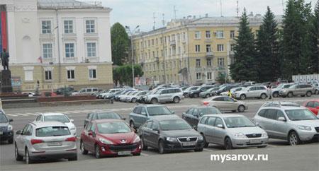 Современному городу нужны технологичные решения проблемы с парковками