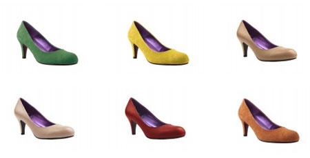 Универсальные туфли