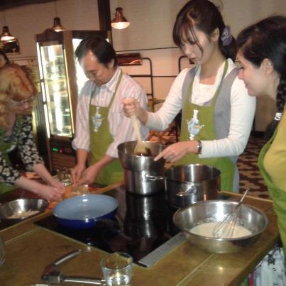 Кулинарные мастер-классы для иностранцев