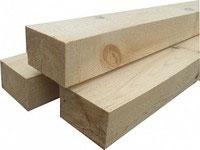 Деревянный брус для заготовок