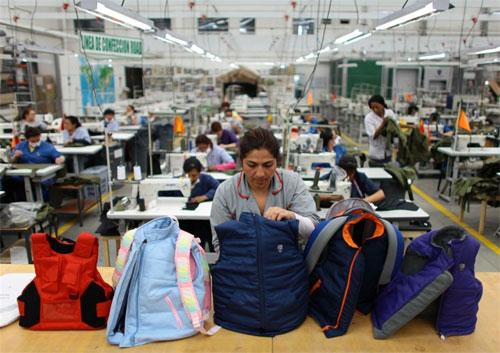 Детские бронежилеты из Колумбии