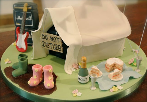 Торт одинокого пирожника