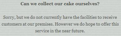 У английского бизнесмена-пирожника нет магазина