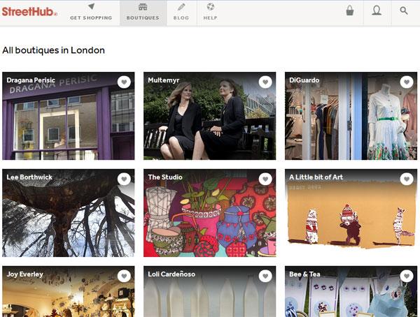 Лондонский проект - StreetHub.com