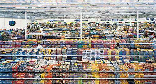 Фотография Андреаса Гурского стоимостью 3 миллиона долларов