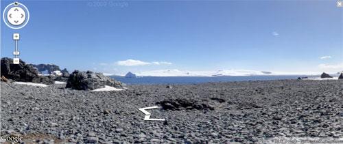 Антарктический пейзаж