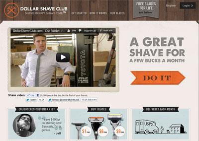 Клуб бреющихся за доллар