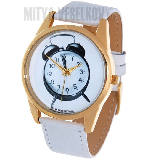 Часы Митя Веселков