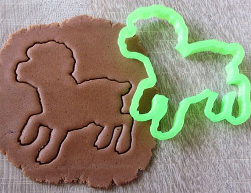Формочки для печенья на 3d принтере