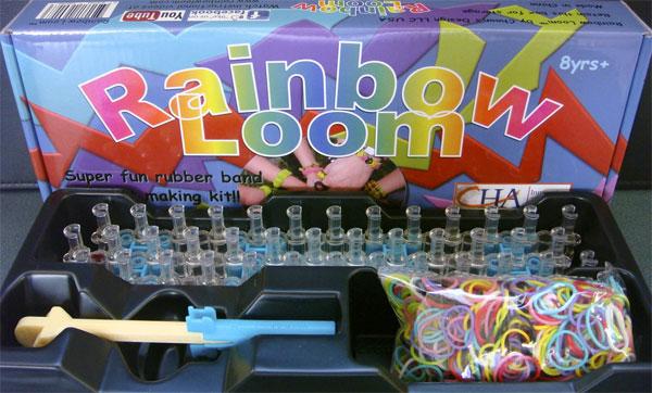 Успех Rainbow Loom