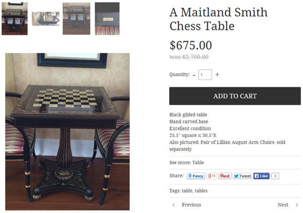 Продажа мебели б/у