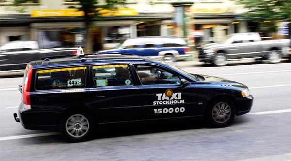 Мобильные услуги в такси