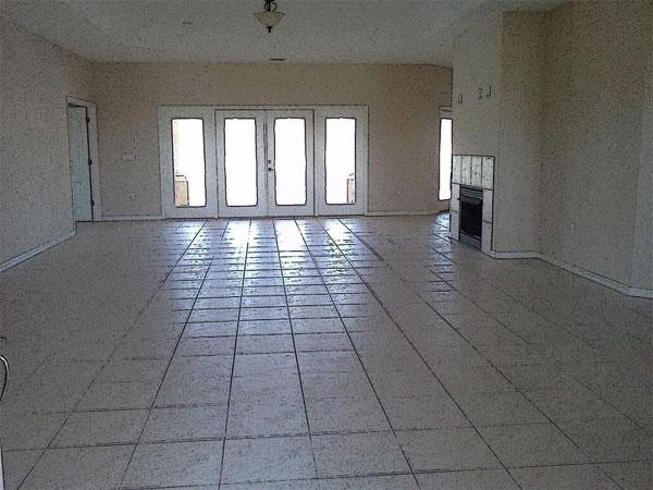 Пустой дом люди не хотят покупать
