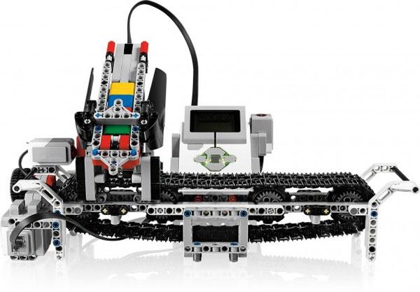 Lego Mindstorms - не просто игрушка, а набор для создания роботов