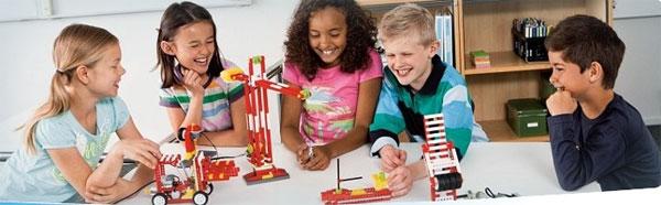 В Лего можно просто играть
