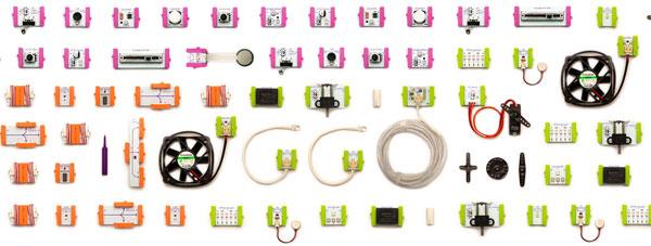 Модули электронного конструктора