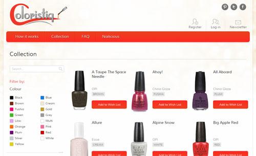 Сайт по сдаче лака для ногтей напрокат