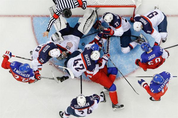 Хоккейная аналитика