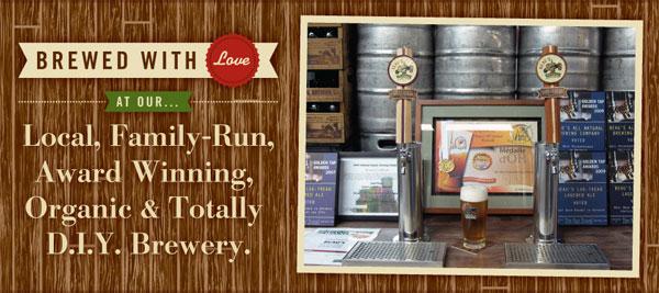 Чтобы пивоварне стать знаменитой, нужно варить самое лучшее пиво
