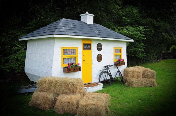 Ирландский паб на колесах