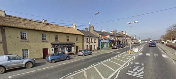 Ирланская деревня Кларинбридж