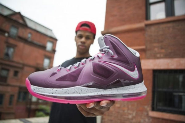 Ломбард кроссовок в Гарлеме