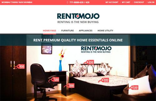Сайт фирмы по сдаче мебели в аренду