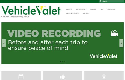 Сайт услуги доставки автомобиля