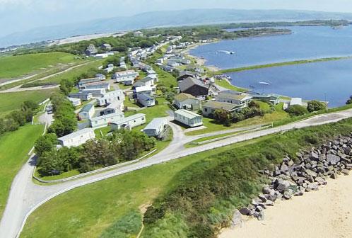 Мобильные дома для отдыха на берегу моря