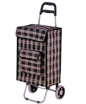 Традиционная сумка на колесиках