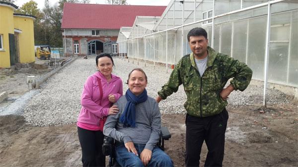 Как молодая семья создала высокотехнологичный сельскохозяйственный бизнес из старой конюшни