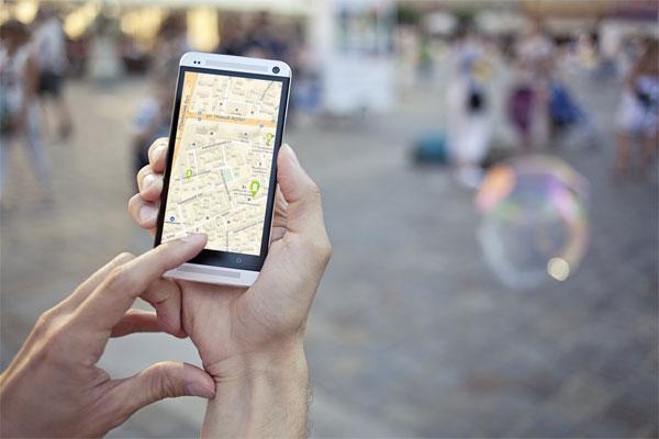 Бесплатное приложение для поиска ближайших станций для зарядки телефонов в городе