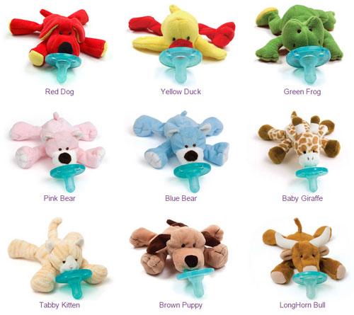 Яркие игрушки Wubbanub