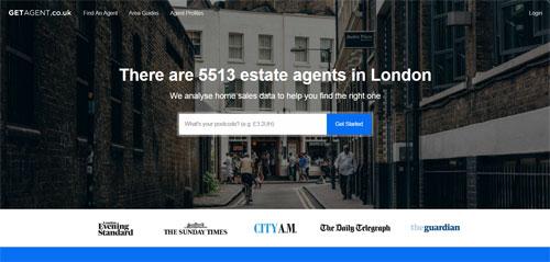 Английская фирма по выбору недвижимости