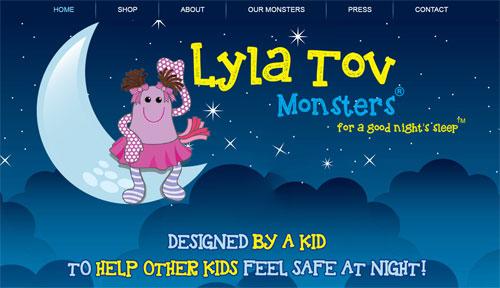 Игрушки, защищающие детей от монстров под кроватью