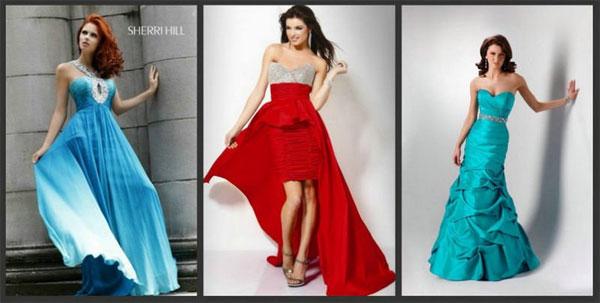 Красивые платья в Туле