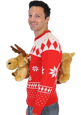 Уродливый рождественский свитер