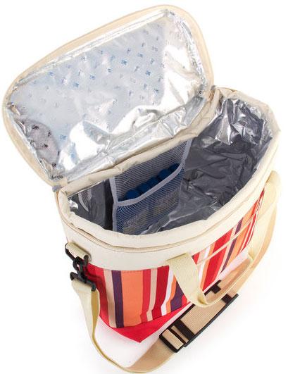 Изотермическая сумка с кармашком для аккумулятора холода