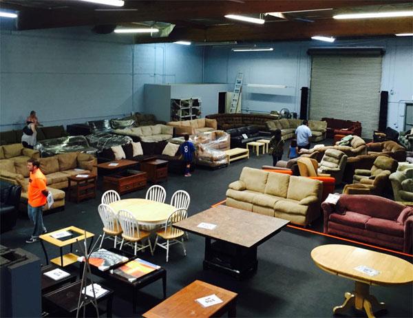 Шоурум по продаже мебели